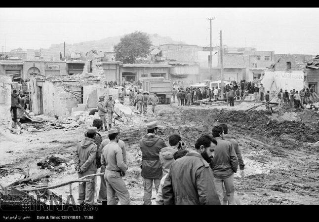 هفت اثر دفاع مقدس مسجدسلیمان در نوبت ثبت ملی قرار گرفت