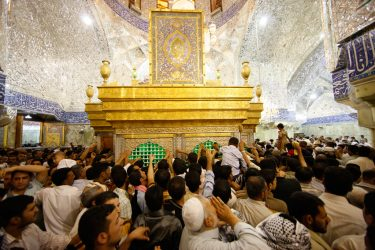 محل دفن حضرت علی اکبر (ع) کجاست؟