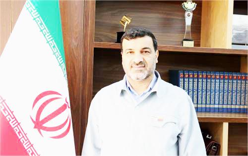 مدیرعامل فولاد خوزستان مدیر عالی سال ۱۳۹۹ کشور شد